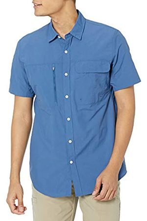 Amazon Essentials Camicia da Trekking a Maniche Corte con vestibilità Regolare Athletic-Shirts, , XXL
