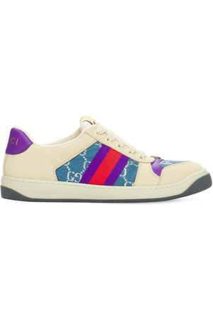 "Gucci Donna Sneakers - Sneakers ""screener"" Con Web 30mm"