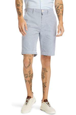 Timberland Shorts Da Uomo Seersucker In
