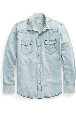 Polo Ralph Lauren Uomo Denim - JEANS - Camicie jeans