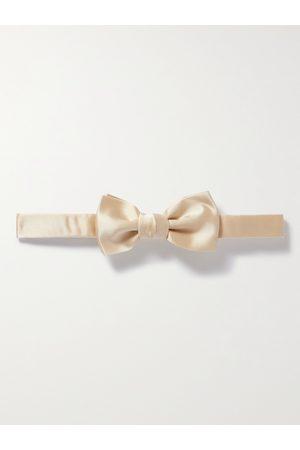 Lanvin Pre-Tied Silk Bow Tie