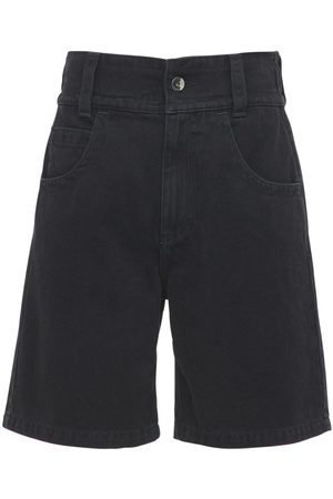 Opening Ceremony Shorts Baggy In Denim Di Cotone