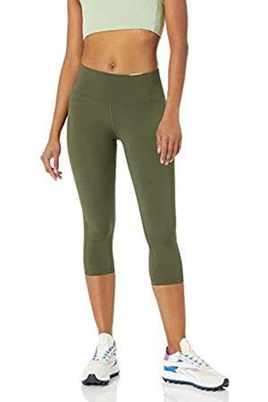 Amazon Essentials Legging Fitness Capri per Ogni Giorno Leggings, , L
