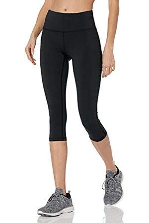 Amazon Donna Leggings & Treggings - Legging Fitness Capri per Ogni Giorno Leggings-Pants, , XL