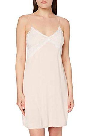 IRIS & LILLY Donna Pigiami - Marchio Amazon - Camicia da Notte con Spalline Donna, , M, Label: M