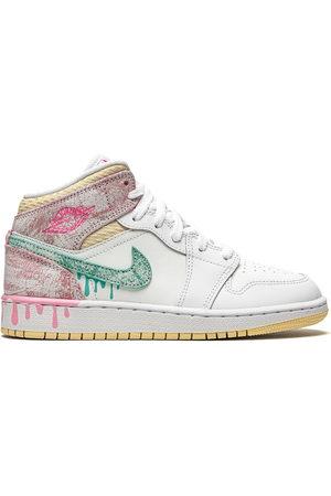 Jordan Kids Sneakers Air Jordan 1 Mid SE (GS)