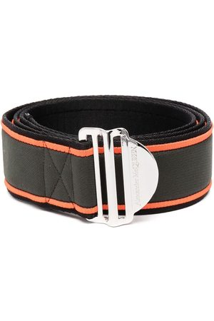 Alexander McQueen Cintura con fibbia