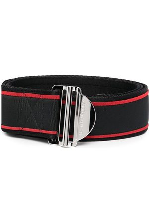 Alexander McQueen Cintura con stampa