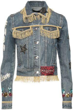 Dolce & Gabbana JEANS - Capispalla jeans