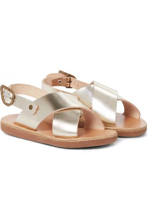 Ancient Greek Sandals Sandali Little Maria Soft in pelle