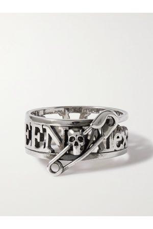 Alexander McQueen Uomo Anelli - Skull -Tone Ring