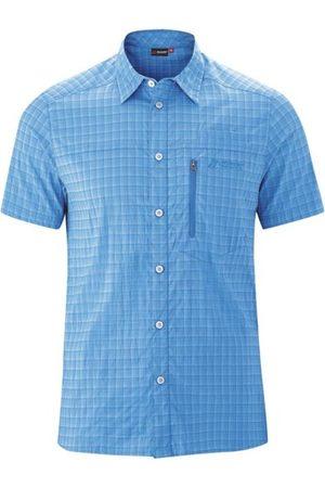 Maier Sports Uomo Camicie a maniche corte - Mats - camicia maniche corte trekking - uomo. Taglia 56