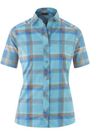 Maier Sports Sana - camicia a maniche corte - donna. Taglia 44