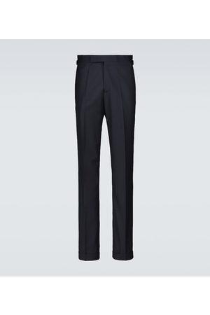 WINNIE N.Y.C Pantaloni sartoriali in lana