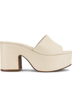 Larroude The Miso Platform Sandal in - . Size 10 (also in 6, 5.5, 6.5, 7, 7.5, 8, 8.5, 9, 9.5).