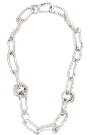 AMBUSH Collana con pendente ad anello