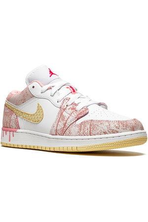 """Jordan Kids Bambino Sneakers - """"Sneakers Air Jordan 1 Low """"""""Paint Drip"""""""""""""""
