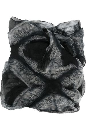 Issey Miyake Pre-Owned Sciarpe - Foulard con stampa anni 2000