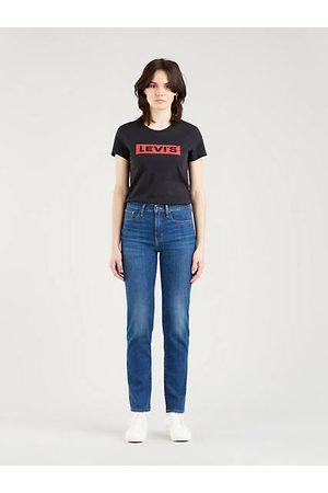 Levi's 724™ High Rise Straight Jeans Medium Indigo / Nonstop
