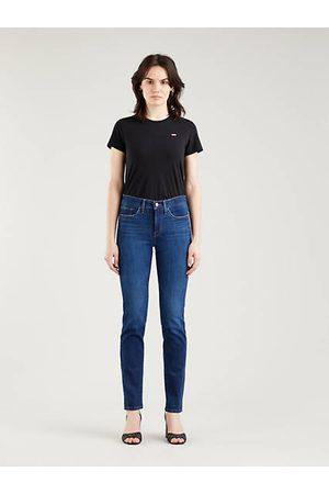 Levi's 314™ Shaping Straight Jeans Dark Indigo / Cobalt Honor