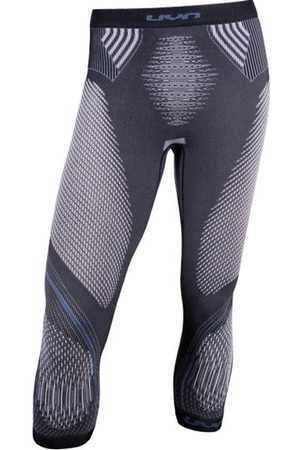 UYN Uomo Pantaloni sportivi - Evolutyon Pants Medium Melange - calzamaglia 3/4 - uomo