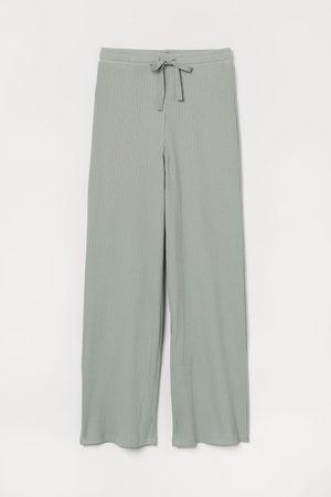 H&M Pantaloni da pigiama a coste