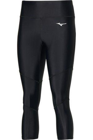 Mizuno Donna Pantaloni sportivi - LEGGINGS CORE 3/4 DONNA