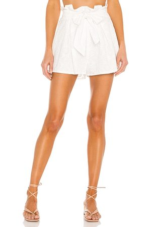 Minkpink Luna Pleated Shorts in - . Size L (also in S, XS, M).