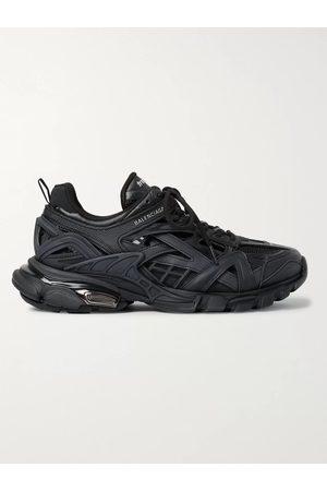 Balenciaga Uomo Sneakers - Track.2 Nylon, Mesh and Rubber Sneakers