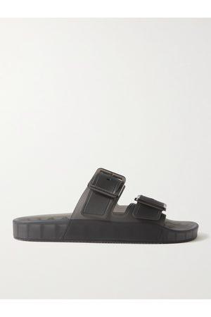 Balenciaga Uomo Sandali - Mallorca Rubber Sandals
