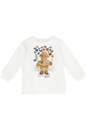 Polo Ralph Lauren Kids Baby - Felpa in cotone