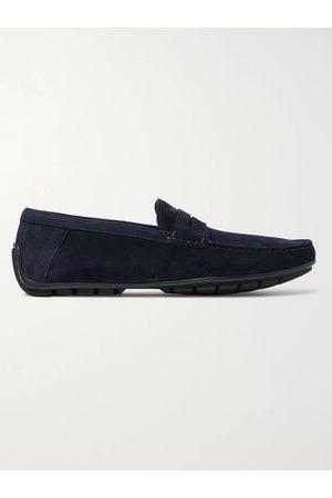J.M. Weston Uomo Scarpe eleganti - Ajaccio Suede Driving Shoes