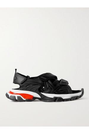 Balenciaga Uomo Sandali - Track Neoprene and Rubber Sandals