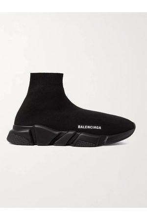 Balenciaga Uomo Sneakers - Speed Stretch-Knit Slip-On Sneakers