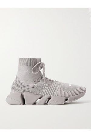 Balenciaga Uomo Sneakers - Speed 2.0 Stretch-Knit Sneakers