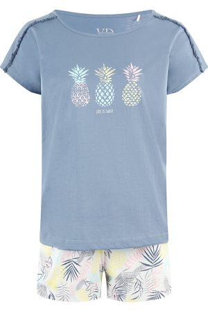 vivance collection Donna Mutante Shorts - Shorty 'Pineapple