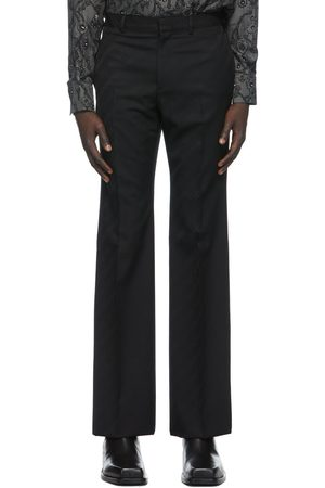 Givenchy Black 90s Fit Trousers
