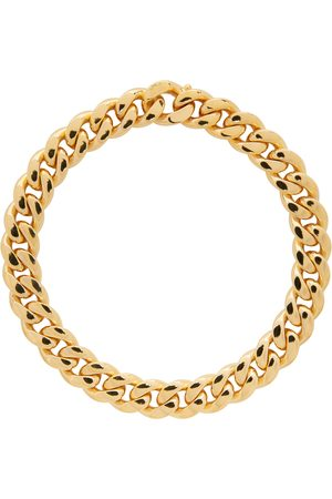 Bottega Veneta Gold Curb Chain Necklace