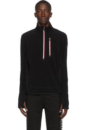 Moncler Black Fleece Half-Zip Jacket