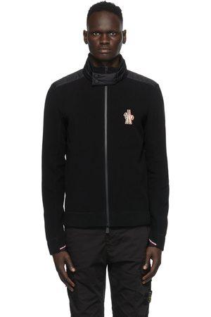 Moncler Black Cardigan Jacket
