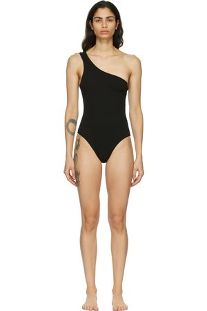 Haight Crepe Organic One-Piece Swimsuit