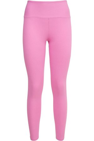 YEAR OF OURS Leggings Vita Alta A Costine