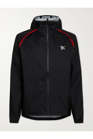 District Vision Uomo Giacche - Max Mountain Shell Hooded Jacket