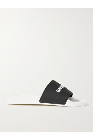 Balenciaga Uomo Scarpe - Logo-Detailed Rubber Slides