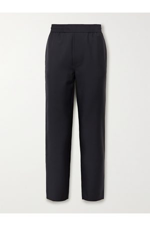 ACNE STUDIOS Uomo Eleganti - Pismo Wool and Mohair-Blend Trousers