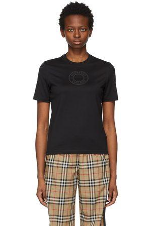 Burberry Jemma Logo T-Shirt