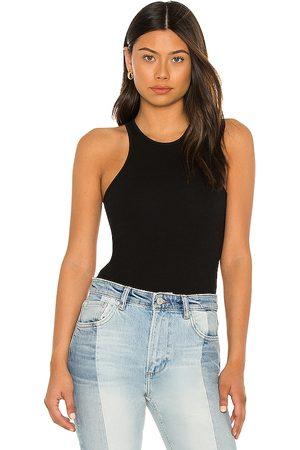 AllSaints Donna Body - Jamie Bodysuit in - . Size 0 (also in 00, 2, 4, 6, 8).