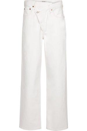 AGOLDE Jeans regular Criss-Cross