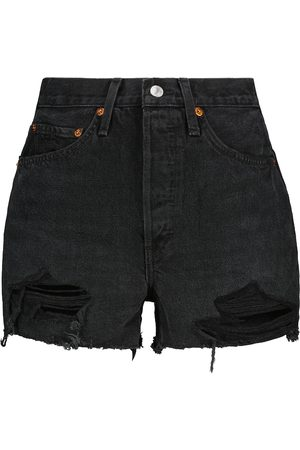 Re/Done Shorts di jeans 50s Cutoff