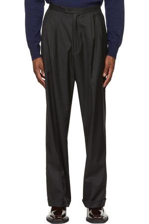 Winnie New York Wool Pleated Trousers